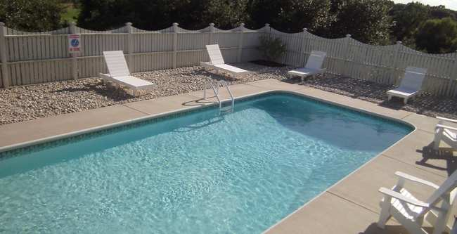 Swimming Pool Landscaping Four Seasons Landscaping Obx